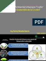 Gestion Ambiental y Desarrollo Sostenible en Trujillo- Trabajo