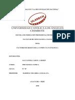 Monografia de Clinica Carmen 6-B
