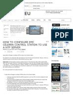 How to configure EMC Celerra Control Station to use a NTP Server.pdf