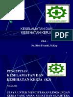 Konsep Dasar K3