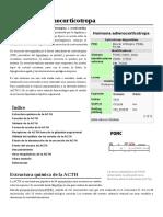 Hormona_adrenocorticotropa