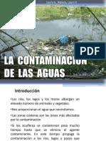 lacontaminacindelasaguas-110316114014-phpapp02