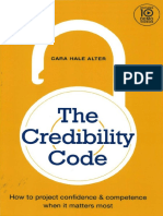 The Credibility Code How to Project Confidence and Competence When It Matters Most Cara Hale Alter 160p_0985265604.Compressed