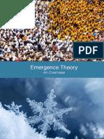 Emergence Theory Book File