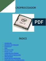 Clase 1 El Microprocesador