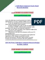 QNT 562 STUDY Principal Education / qnt562study.com