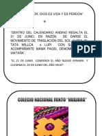 Programa Chacana 1