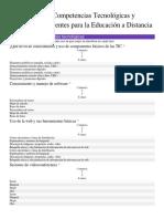 Diagnóstico de Competencias Tecnológicas y Habilidades Docentes para la Educación a Distancia.docx