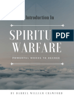 Introduction to Spiritual Warfare by Darryl William Crawford