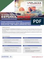 Diplomado en Desarrollo Digital de Recursos Humanos