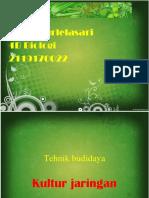 PERT-14 BIOSEL PPT Kultur Jaringan -1BK