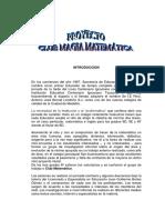 Proyecto Club Magia Matematica (1)