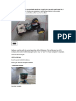 Instruction Handbot