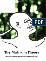 The Matrix in Theory.pdf
