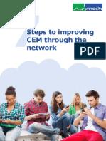 7 Steps to Improving CEM