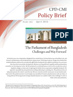 The Parliament of Bangladesh