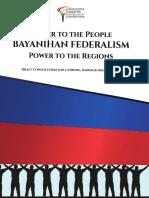 Proposed Draft Constitution Consultative Committee