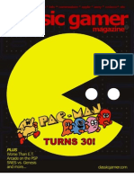 Classic Gamer Magazine, Vol. 3, Issue #1