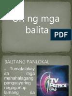 58742074-uri-ng-balita.pptx