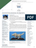 [Tuto] Peindre Une Figurine de Loup - Journal d'Un Pousseur de Figurines