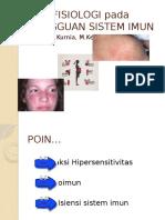Patofisiologi Sistem Imun