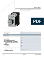 3RT10441BB44 Datasheet En