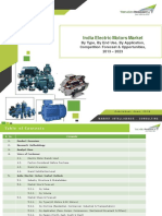 India Electric Motors Market Forecast and Opportunities, 2023_Brochure