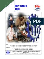 CBC - Food Processing NC III (1).doc