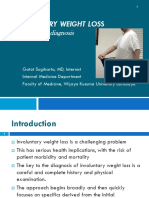 Involuntary Weight Loss (GSH).pptx