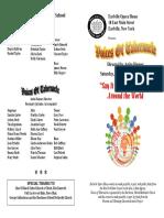 Voices 05312015 Program