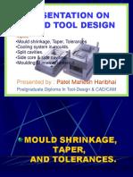 Mould Tool Design 02