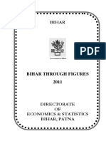 Bihar Through Figures 2011
