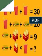 Math Horizons Frenchfries