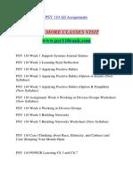 PSY 110 RANK UOP Principal Education / psy110rank.com