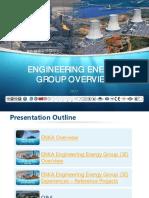 ENKA Engineering Energy Group Overview