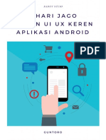 Sample ebook Jago Desain Aplikasi Android from badoy studio