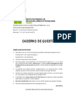 Caderno Completo Psct Subsequente - 2016