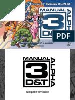 3D&T Alpha - Manual - Revisado - Biblioteca Élfica.pdf
