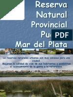 Reserva Natural Provincial Puerto MdP-Actualizado Junio18