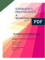 Emergency Preparedness and Response Plan 23