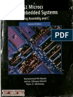 The 8051 Microcontroller and Embedded Systems Using Assembly and C