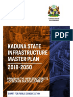 Kaduna State Infrastructure Master Plan