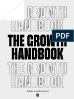 The Growth Handbook by Intercom