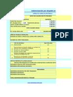 Cálculo de la indemnización por despido en España1.xls
