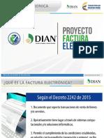 María Pierina González - Colombia 04 12 2017- Proyecto Facturacion Electronica