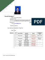 CV Tabular Nata- Edit Faizul