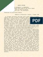 Steiner - o.o. 98 16a Conf. La Solennita Di Pentecoste, Colonia 7 Giugno 1908