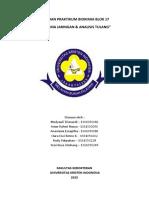 Laporan Praktikum Biokim Blok 17