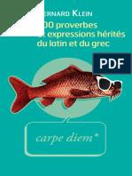 300 proverbes et expressions  hérités du latin et du grec.pdf