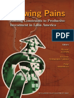 Growing Pains. Binding Constraints to Productive Investment in Latin America.pdf